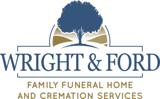 Wright & Ford Family Funeral Home and Cremation Services Logo